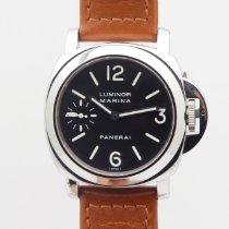 Panerai Luminor Marina Acero 44mm Negro