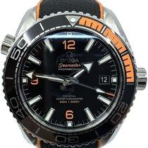 Omega Seamaster Planet Ocean Steel 43.5mm Black No numerals United States of America, Florida, Naples