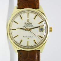 Omega Constellation 168.015 Gut Gold/Stahl 34mm Automatik
