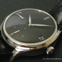 H.Moser & Cie. 42mm Handopwind 1800-0200 tweedehands