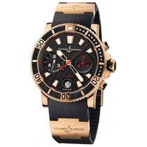 Ulysse Nardin Black new Maxi Marine Diver