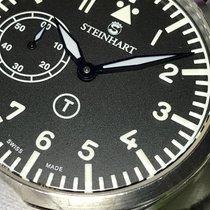 Steinhart 钢 47mm 自动上弦 S 12 06 二手