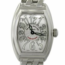 Franck Muller Conquistador Steel 28mm Silver Arabic numerals United States of America, New York, Massapequa Park