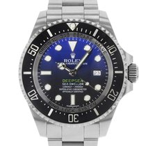Rolex Steel 44mm Automatic 116660 pre-owned United States of America, New York, New York