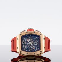 Richard Mille RM011 Titanium 2019 RM 011 50mm nieuw