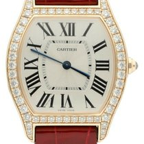Cartier Tortue WA501008 pre-owned