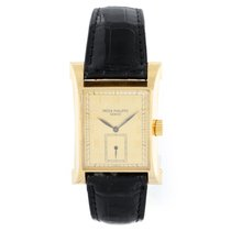 Patek Philippe Pagoda Yellow gold 36mm Gold Roman numerals United States of America, Texas, Dallas