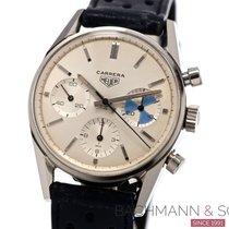 Heuer 2447 1965 pre-owned