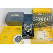 Breitling A14360 Stahl 2009 Chrono-Matic 49 49mm gebraucht