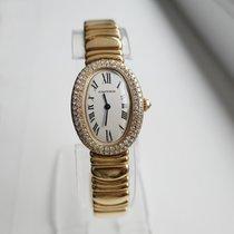 Cartier Baignoire Gelbgold