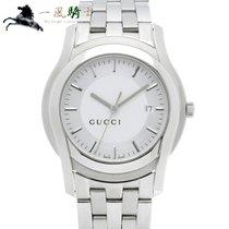 Gucci Stahl 38mm Quarz 5500XL gebraucht