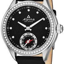 Alpina Horological Smartwatch Black United States of America, New York, Brooklyn