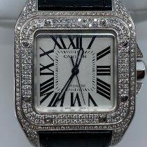 Cartier Santos 100 2878 подержанные