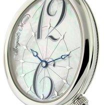 Breguet Reine de Naples new Automatic Watch with original box and original papers 8967ST/58/986