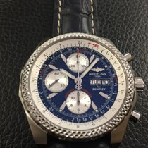ecc81a731b6 Breitling Bentley GT Racing chronograph and steel ref.A 13363