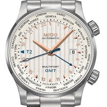 Mido Multifort GMT Automatikuhr M005.929.11.031.00