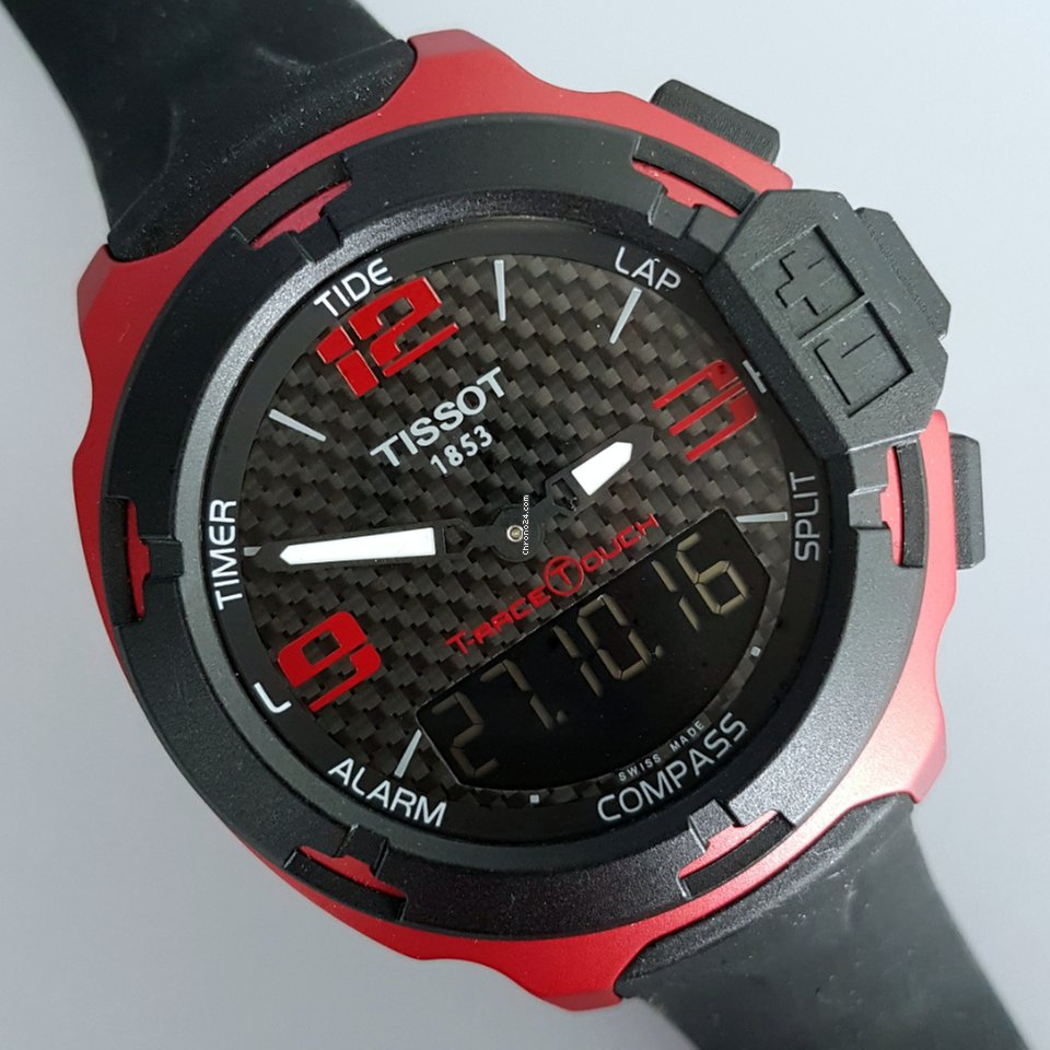 Tissot T-Race Touch Aluminium for  476 for sale from a Trusted Seller on  Chrono24 2e5131463f