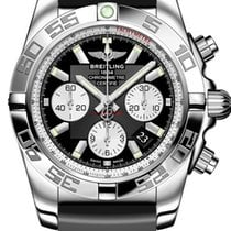 Breitling Chronomat 44 Automatic Chronograph Black Dial G