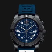 Breitling Chronospace Evo Night Mission Quartz Titanium  43mm G