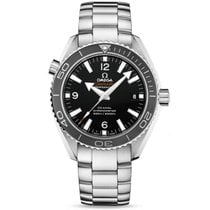 Omega Seamaster Planet Oecan | Steel Black Dial Co-Axial | 42 mm