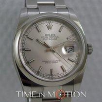 Ρολεξ (Rolex) Oyster Perpetual Datejust Silver  116200 Full...