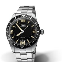 Oris Divers Sixty Five 01 733 7707 4064-07 8 20 18 Oris SIXTY-FIVE Nero Acciaio new