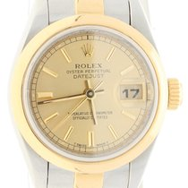 Rolex 69163  Datejust Señora/Lady  Acero y Oro / Gold and Steel