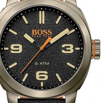 Hugo Boss Acero 45mm Cuarzo 1513409 nuevo
