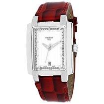 Tissot Ladies T061.310.16.03.101 T-Trend TXL Red Leather Watch