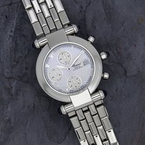 Chopard Imperiale Chronograph Stainless Steel Sapphire White...