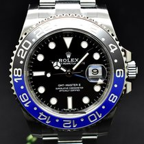 "Rolex GMT-Master II ""Batman"" New with stickers"