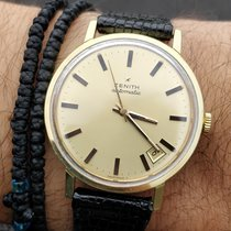 Zenith Automatic Vintage Gold Plated cal. 2562PC 36mm Rare
