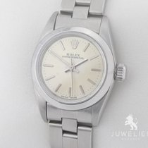 Rolex 67180 Steel 1996 Oyster Perpetual 24mm pre-owned