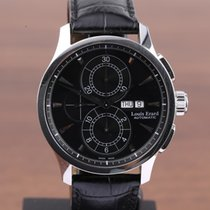 Louis Erard 1931 Acero 44mm Negro