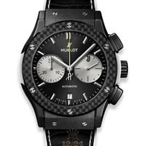 Hublot Chronograph 45mm Automatic 2018 new Classic Fusion Chronograph Black