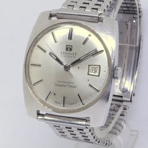 Tissot 34mm Automatic pre-owned Silver